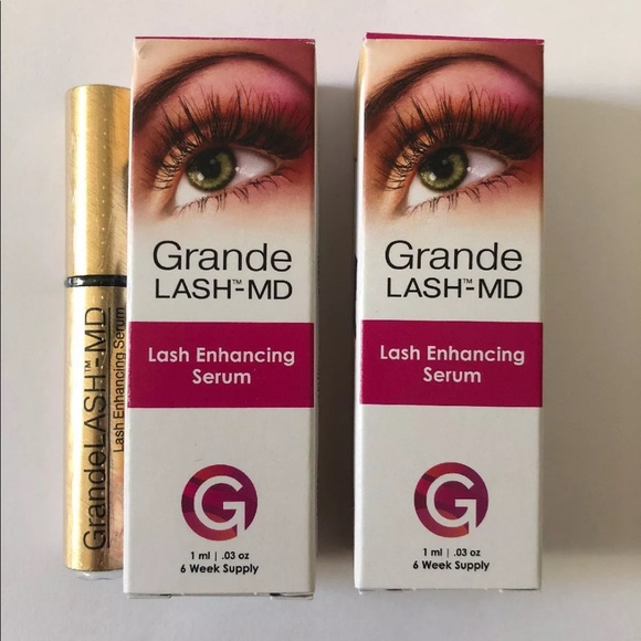 4833c993186 grand cosmetics Other - 2 GrandeLash MD Eyelash Enhancer Serum 2ml total
